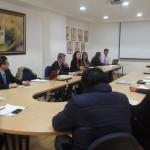 Reunión con las instituciones socias de DIRENA