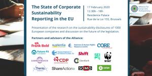 Miembros de la Alianza para la Transparencia Corporativa