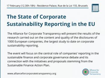 Evento 2019 Alianza para la Transparencia Corporativa